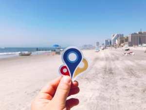 NJspots Pin Sticker 2020