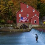Fisherman at the Red Mill
