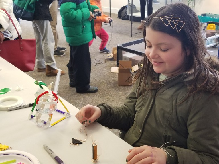 Makers Day at B&G Club