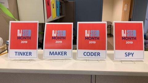 Tinker Maker Coder Spy