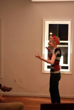 Nic Jean / Nicole Jean Turner, Underground Poetry Spot, 2014