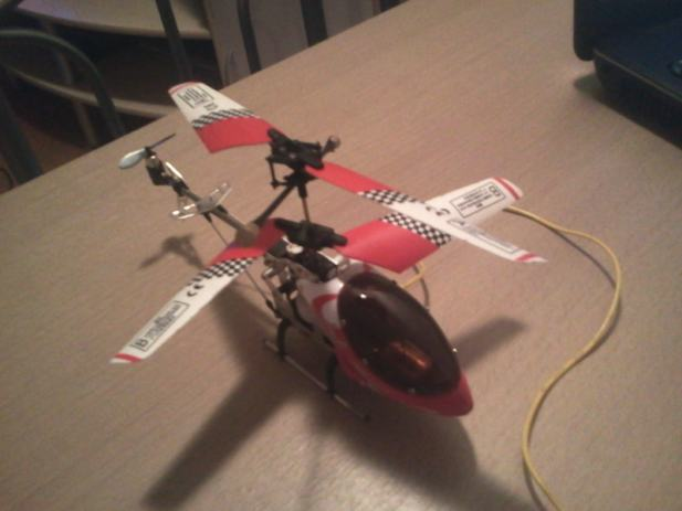RC Helikopter X-power