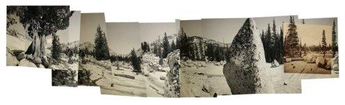 Mark Klett and Byron Wolfe. Above Lake Tenaya, Connecting Views from Edward Weston to Carleton Watkins.