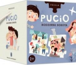 Pucio puzzle 2+ rodzinna sobota