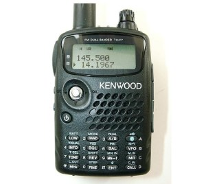 Kenwood's TH-F6