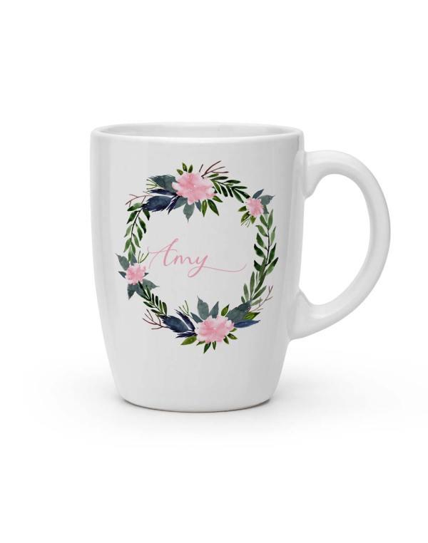 Personalized-cone-mug