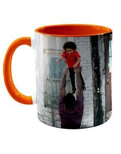 Personalized-two-tone-mug-orange