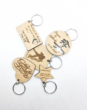wood-laser-engraved-keyrings