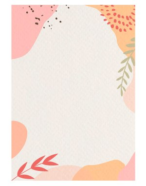 Pink-and-beige-welcome-board