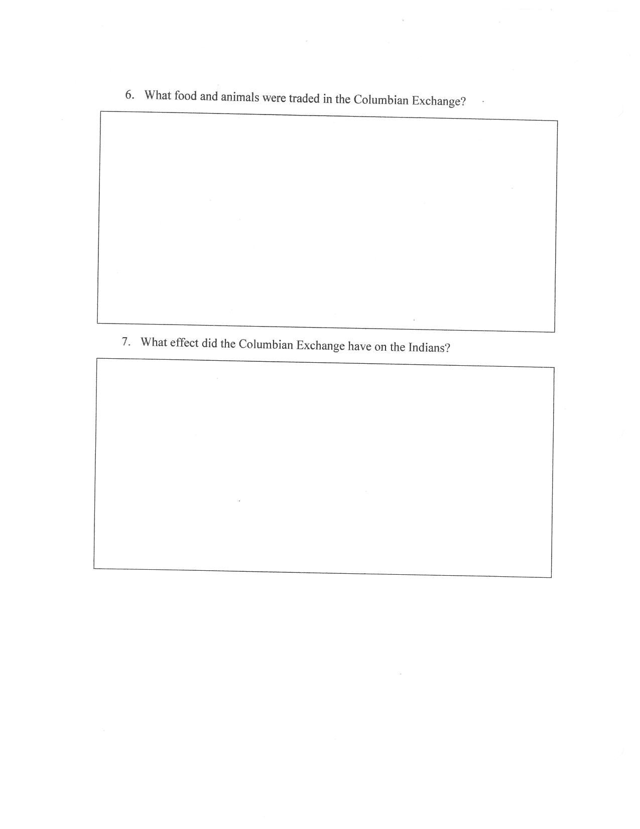 Worksheet Age Of Exploration Worksheets Worksheet Fun