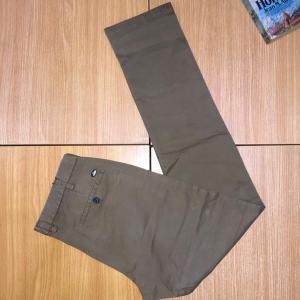 Men's Brown Chinos Pant