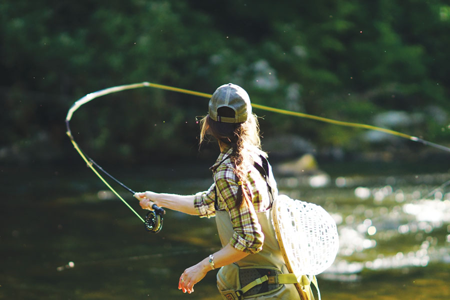 2019 FREE Fly Fishing Classes