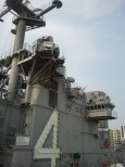 US Navy in TST HKG 2011