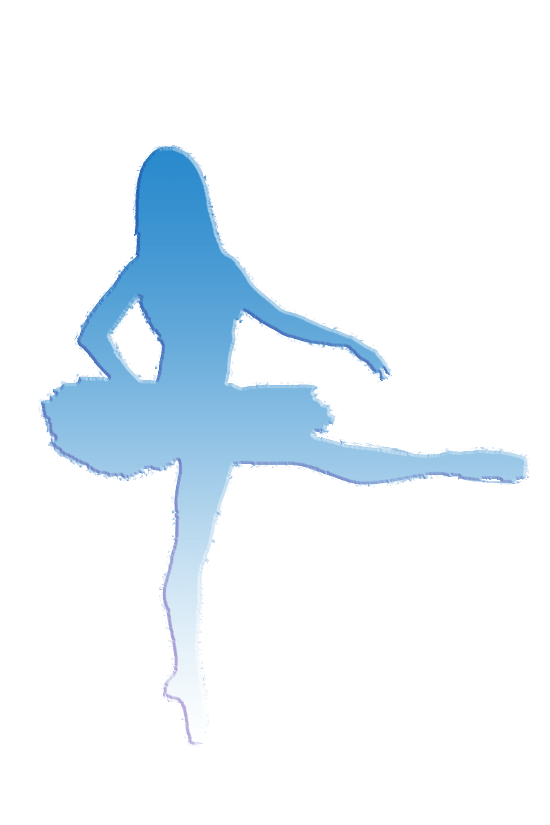 Ballet Audition Blue