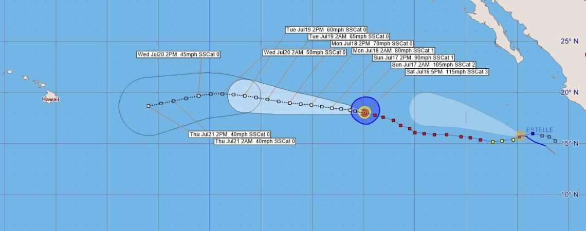 Hurricane Darby Advisory 21