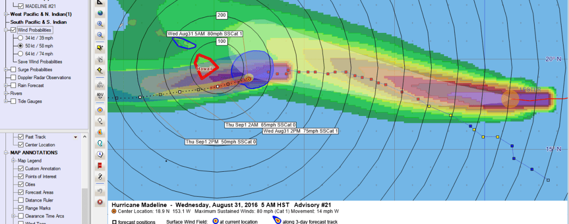 Hurricane Madeline #21