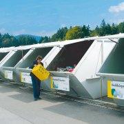 ZAW Farbsystem für Recyclinghöfe