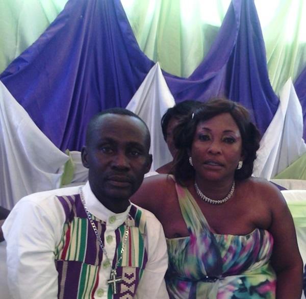 Kyeiwaa marries