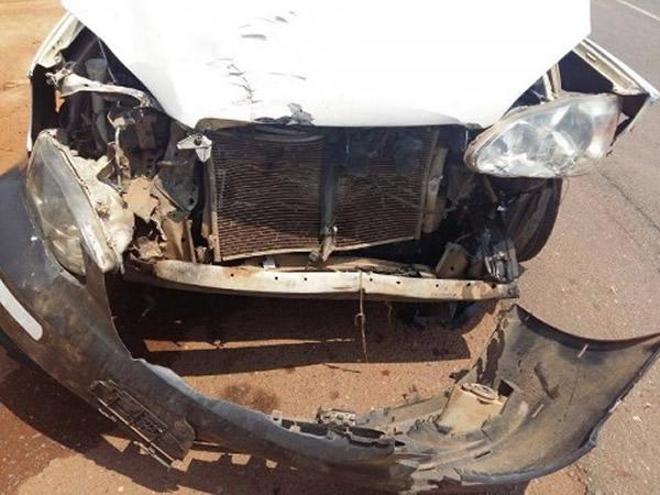 Bisa Kdei accident car