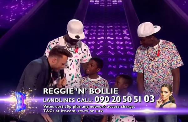 Reggie N Bollie kids 3