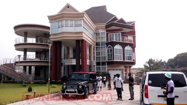 Despite mansion