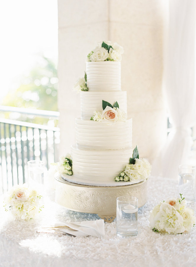 FL Event Planning Wedding Cake