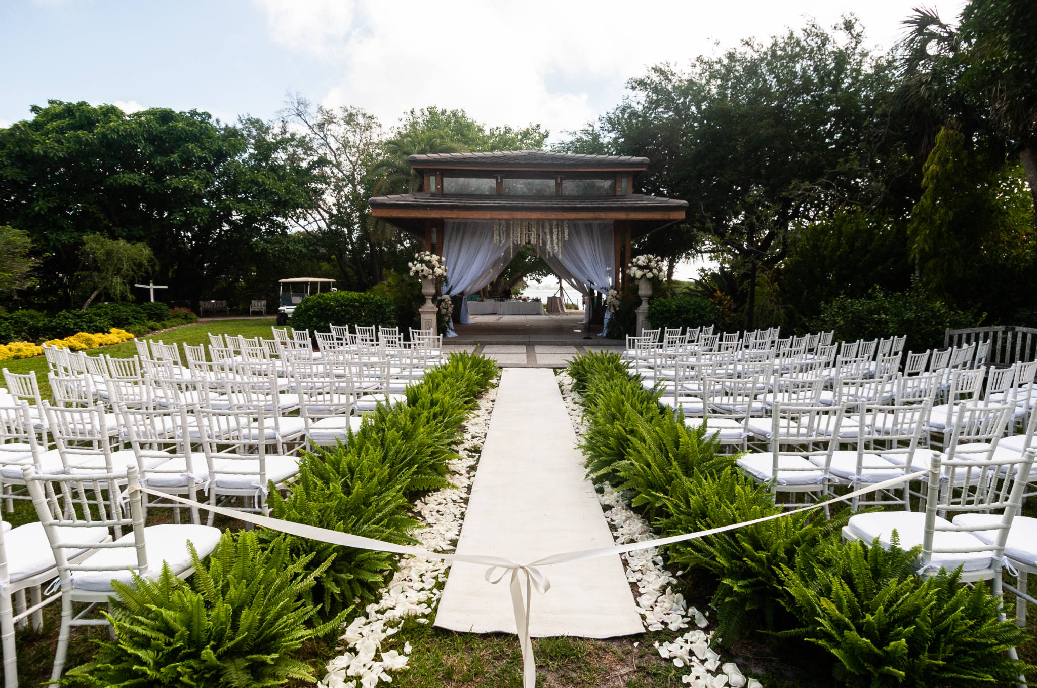 Destination Wedding Planner Selby Gardens