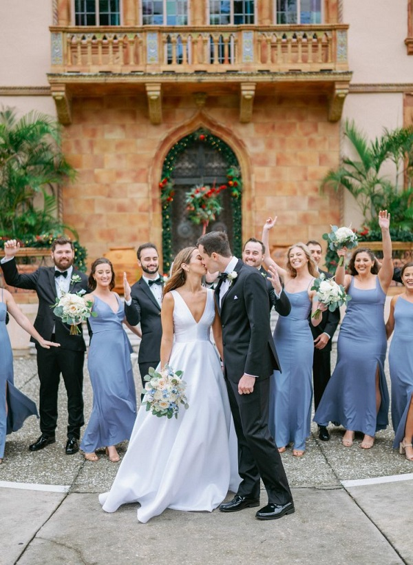NK Productions-Ringling-Courtyard-Wedding-Shades of Blue