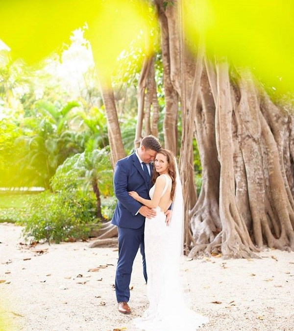 Summer Wedding at Gasparilla Inn & Club