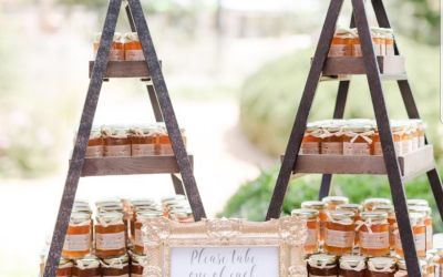 Personalized Wedding Favors for the Luxury Bride