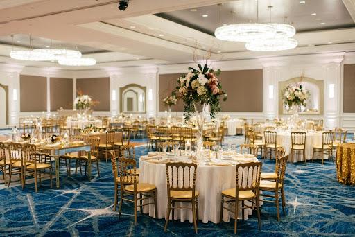 Indoor Reception Ritz-Carlton