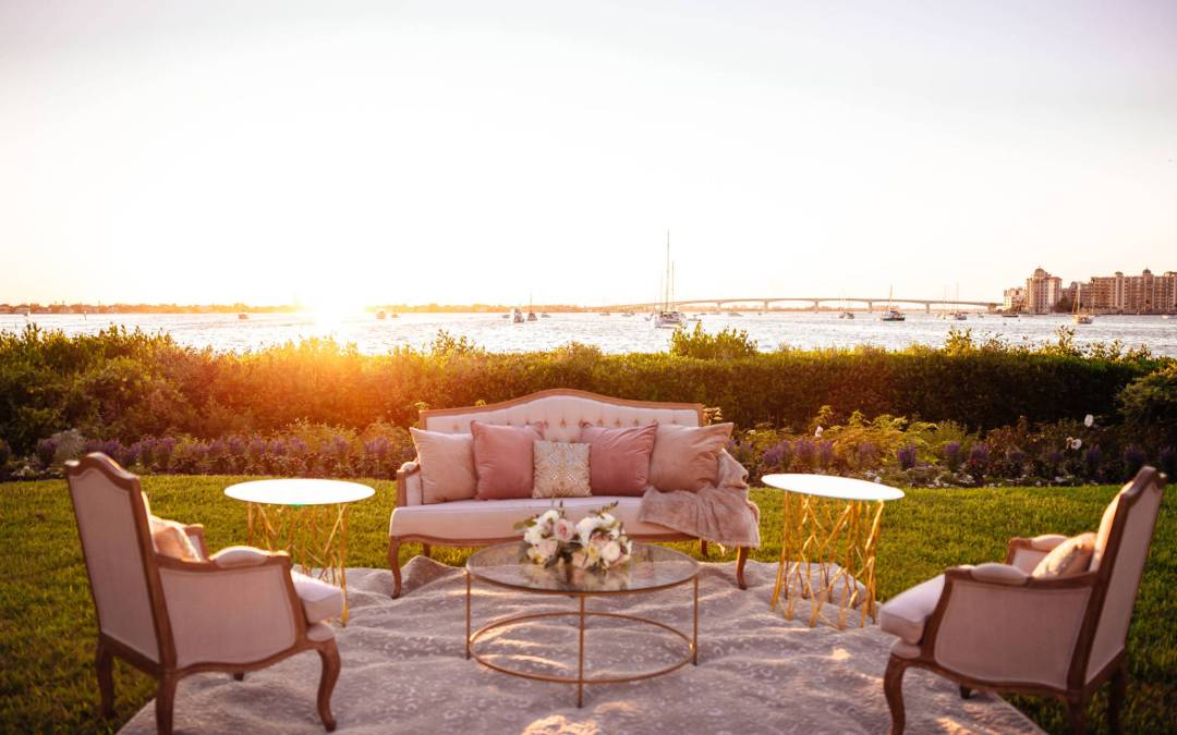 Reception Seating: Head Tables, Sweetheart Tables, or Cocktail Style!