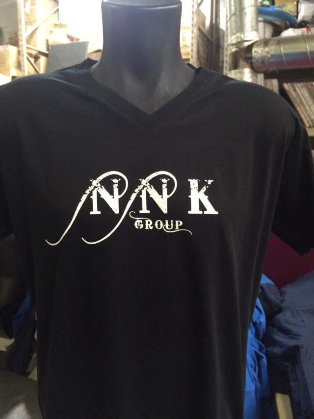 T-Shirt black - NNK Group