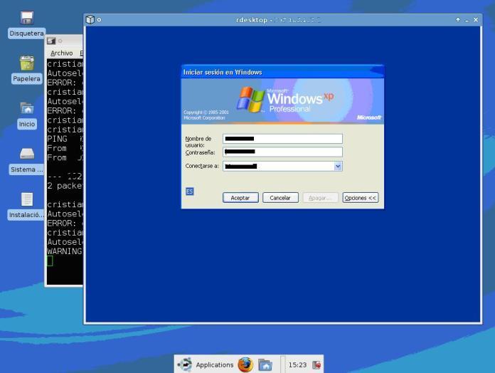 rdesktop