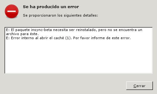 errorsynaptics