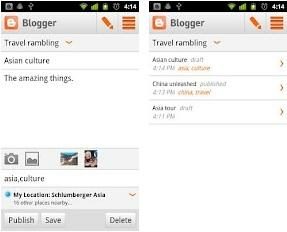 bloggerandroid