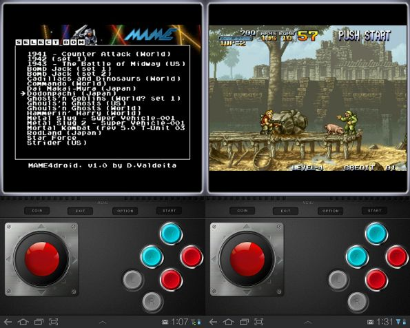rom mame32 android