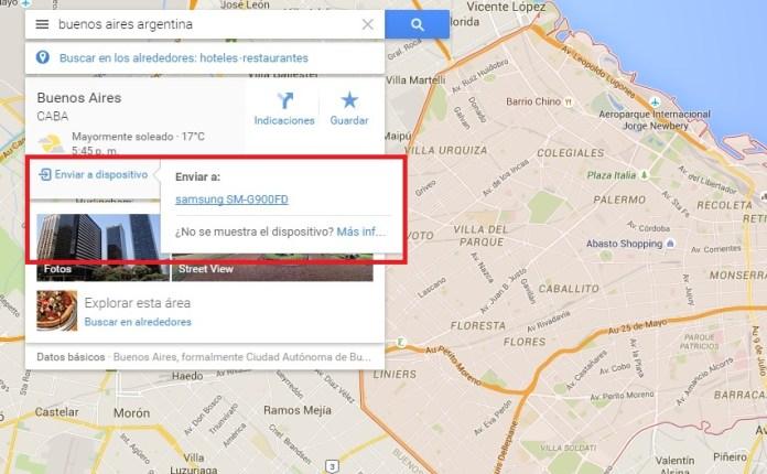 googlemapenviar