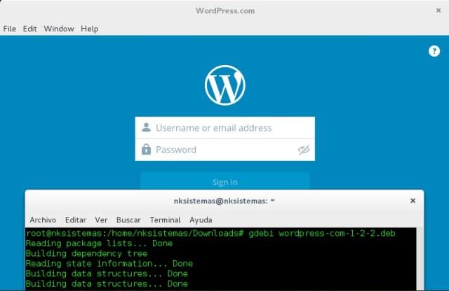 wordpresslinux
