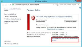 Solución a error 8007000E de Windows Update – NKSistemas