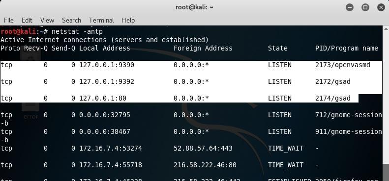 Instalación de Openvas en Kali Linux – NKSistemas