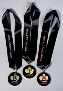 Medals Overview