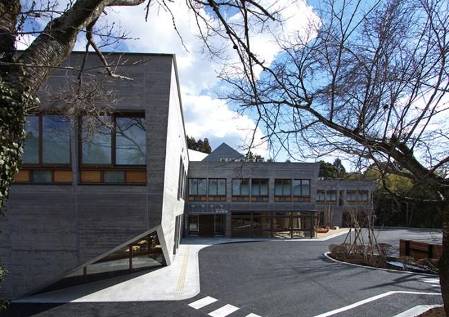 袋田病院新棟 中山大輔建築設計事務所