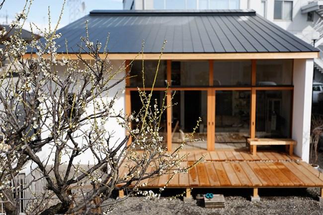 宇都宮・琥珀の家 中山大輔建築設計事務所
