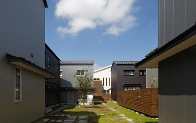 宇都宮・金井台レジデンス 中山大輔建築設計事務所
