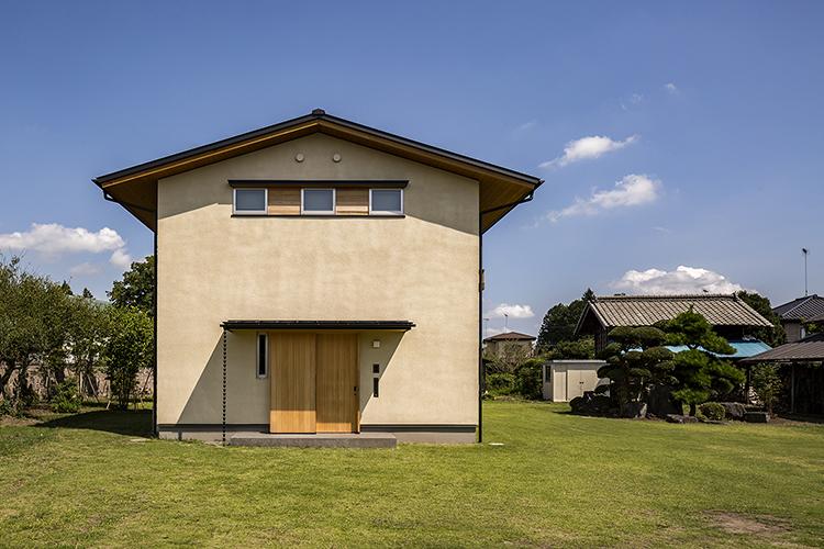 益子・二つ庭の家 中山大輔建築設計事務所 栃木県宇都宮 注文住宅