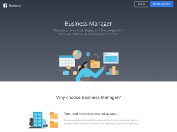 Business Manager Overview - Facebook