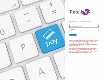 Sign In - RetailPay