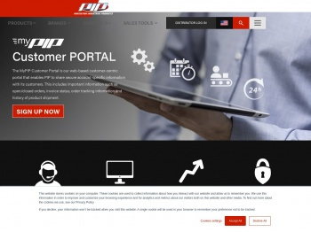 MyPIP Portal   Protective Industrial Products