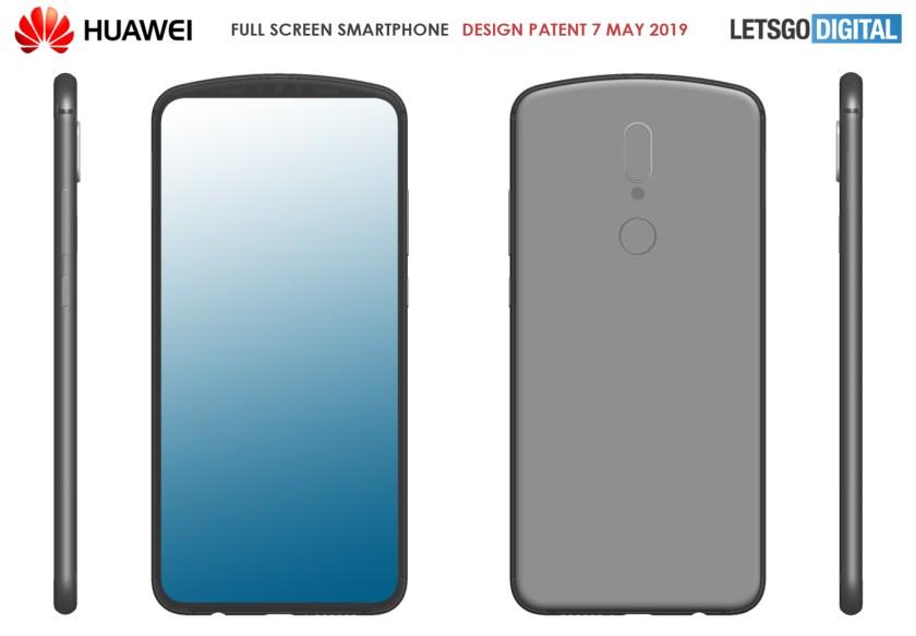 Huawei mobiele telefoon